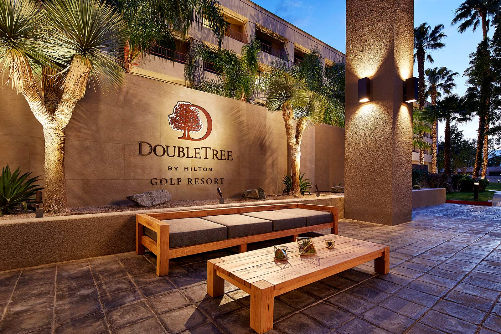 Photos Of Doubletree Palm Springs Golf Resort