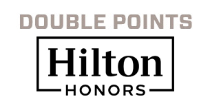 double honors points offer