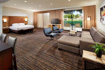 palm springs hotels jr suite