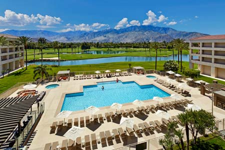 best palm springs resort