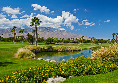golf in palm springs