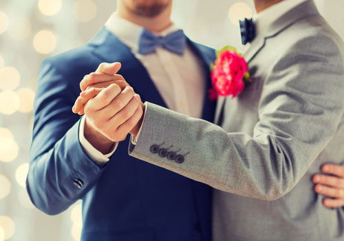 gay weddings in palm springs