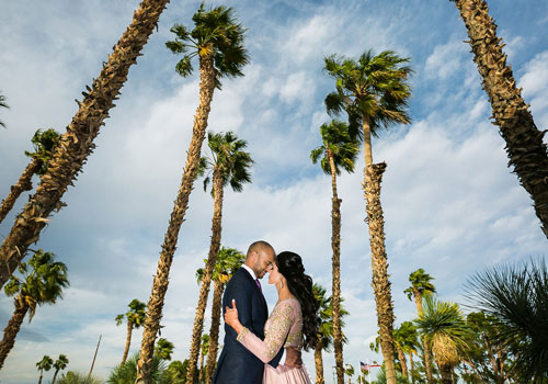 Affordable palm springs wedding venues doubletree golf resort palm springs wedding venue junglespirit Image collections