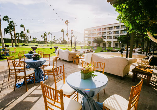 palm springs event venue