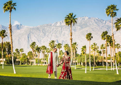 palm springs receptions